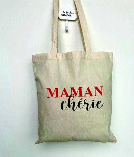Image de Tote Bag maman