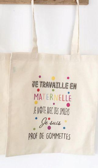 Image de Tote Bag gomette